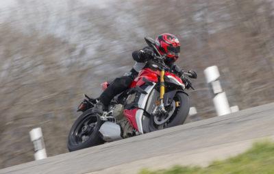 Le Streetfighter V4 S, du plaisir dans toutes les positions :: Test Ducati