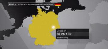 Le Grand Prix d'Allemagne reporté
