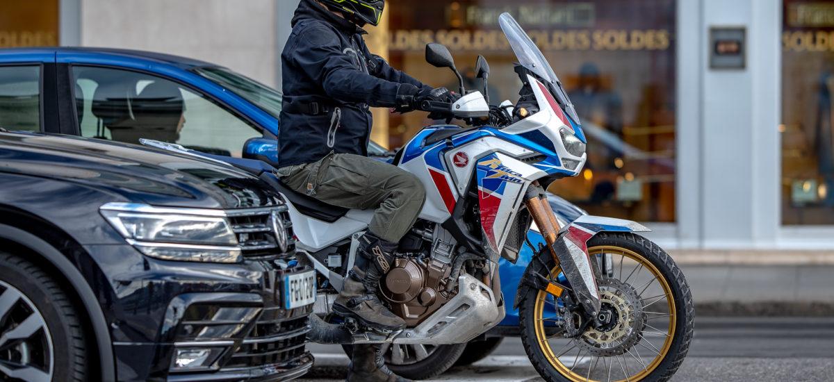 Honda Africa Twin 1100 Adventure Sports – A l'épreuve du quotidien