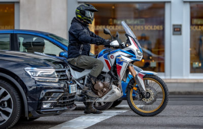 Honda Africa Twin 1100 Adventure Sports – A l'épreuve du quotidien :: Test Honda