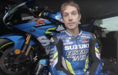Guintoli nous dit pourquoi les pilotes «sortent la jambe» :: MotoGP
