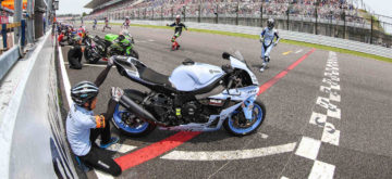 Les 8 Heures de Suzuka sans la Yamaha officielle!