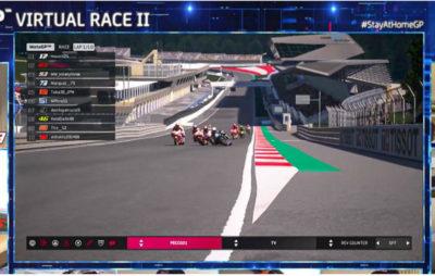 Un 3e course virtuelle réunira les trois catégories! :: e-sport