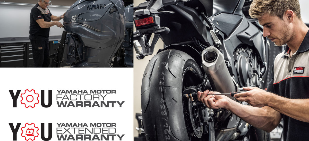 Yamaha Motor Europe et Royal Enfield prolongent de trois mois leurs garanties