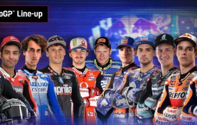 Le Grand Prix d'Espagne virtuel sans Rossi ni Lüthi! :: e-sport