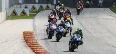 Beaubier remporte la 1re course «pour de vrai» disputée dans le Wisconsin :: MotoAmerica