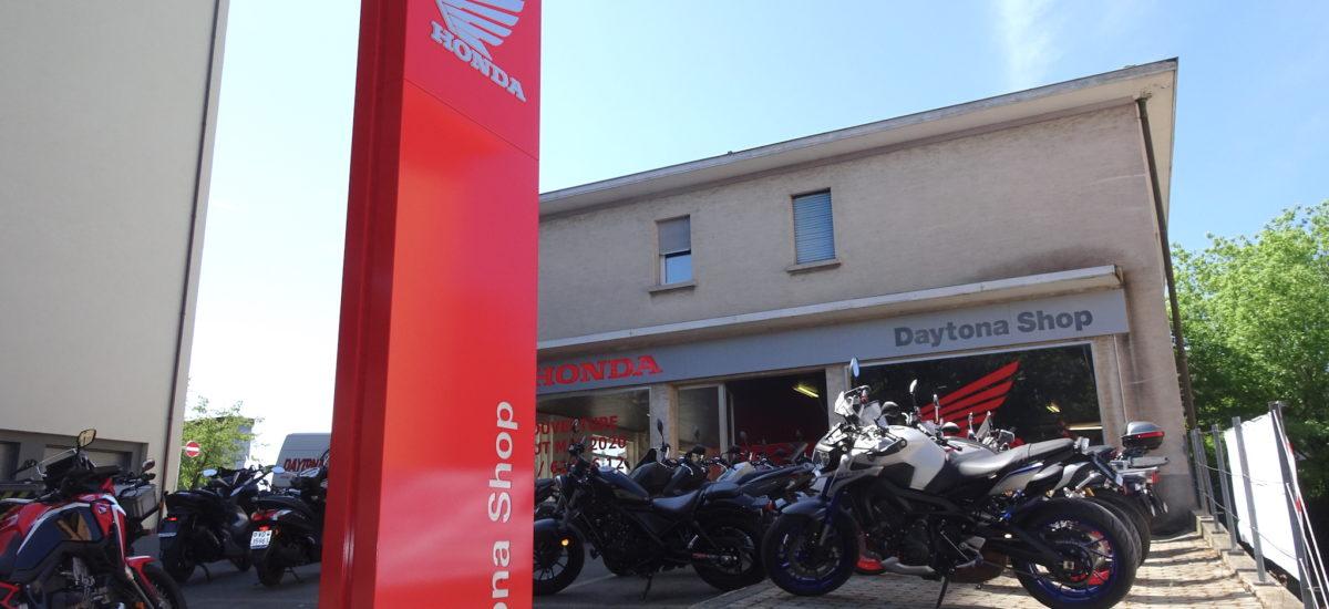 Daytona Shop devient agent Honda à Renens
