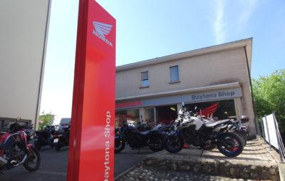 Daytona Shop devient agent Honda à Renens :: Garages lausannois