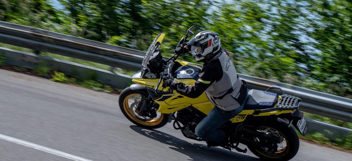 La Suzuki V-Strom 1050 XT à l'épreuve du quotidien