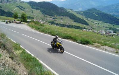 Derborence, le bout de la route, et les coteaux de Sion :: Valais central