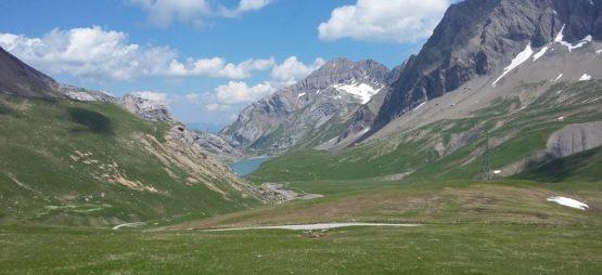 Col du Sanetsch (et lac de Senin)