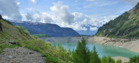 Lac Tseuzier