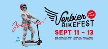 La Verbier Bike Fest 2020 est annulée et reportée en 2021