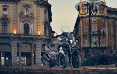 Le nouveau Yamaha Tricity 300 à moins de 9000 francs :: Nouveauté 2020