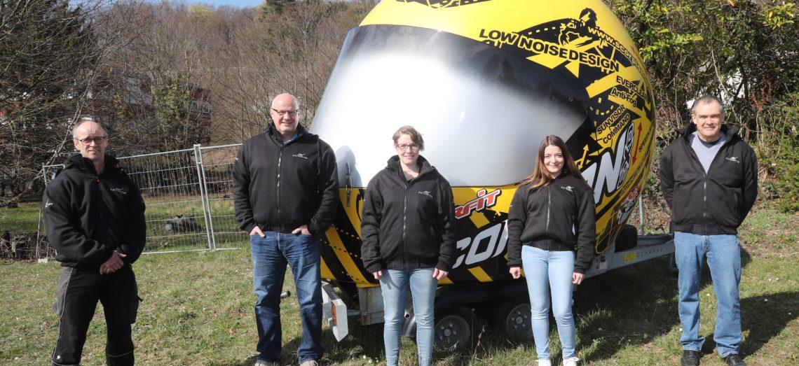 L'histoire d'un petit importateur suisse pionnier, ZZ Racing