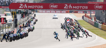 Quatre pilotes et un mécano suisse aux 24 heures du Mans