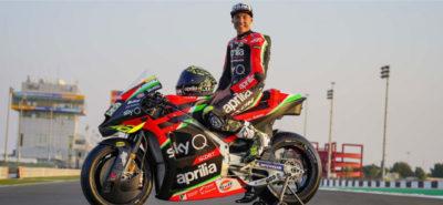 Aleix Espargaró signe pour deux ans de plus avec Aprilia :: Mercato MotoGP