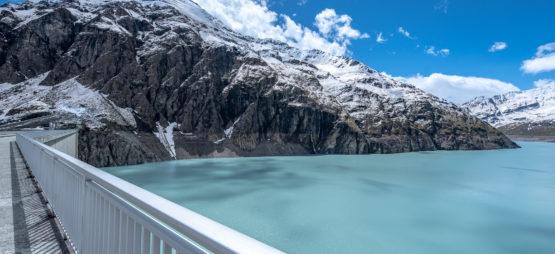 Barrage de la Grande Dixence et Lac des Dix