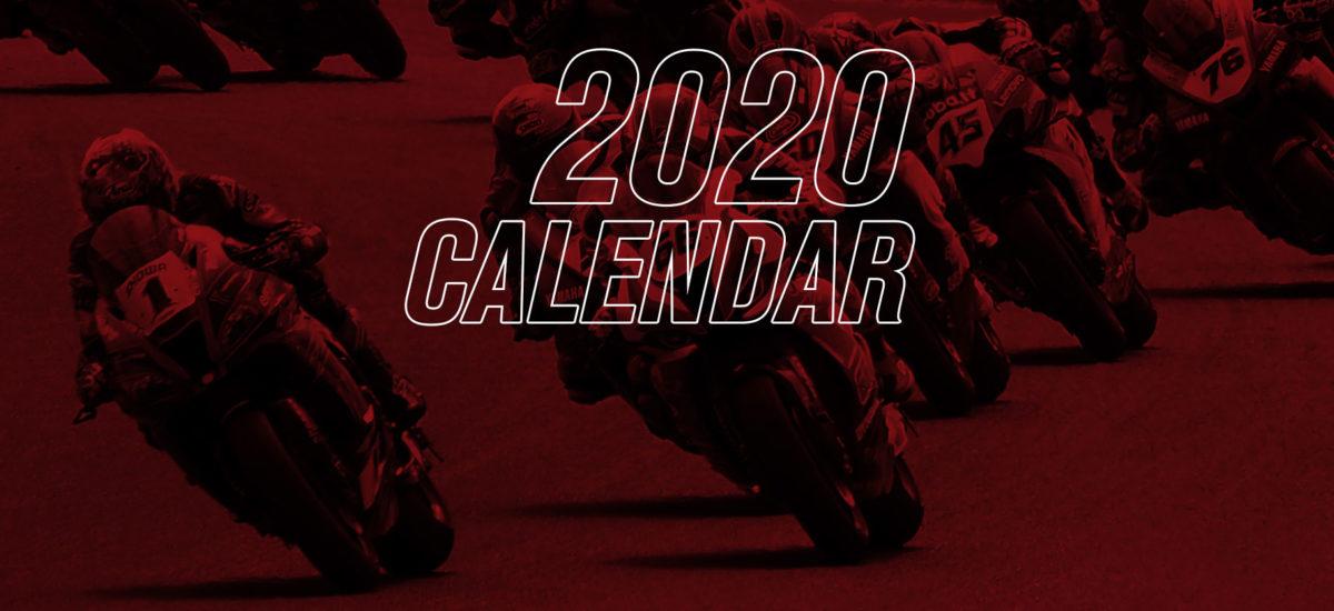 Le championnat Superbike dévoile son calendrier 2020