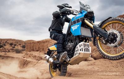 Une Ténéré 700 Rally Edition pour découvrir ce qui se cache derrière l'horizon! :: Nouveauté 2020