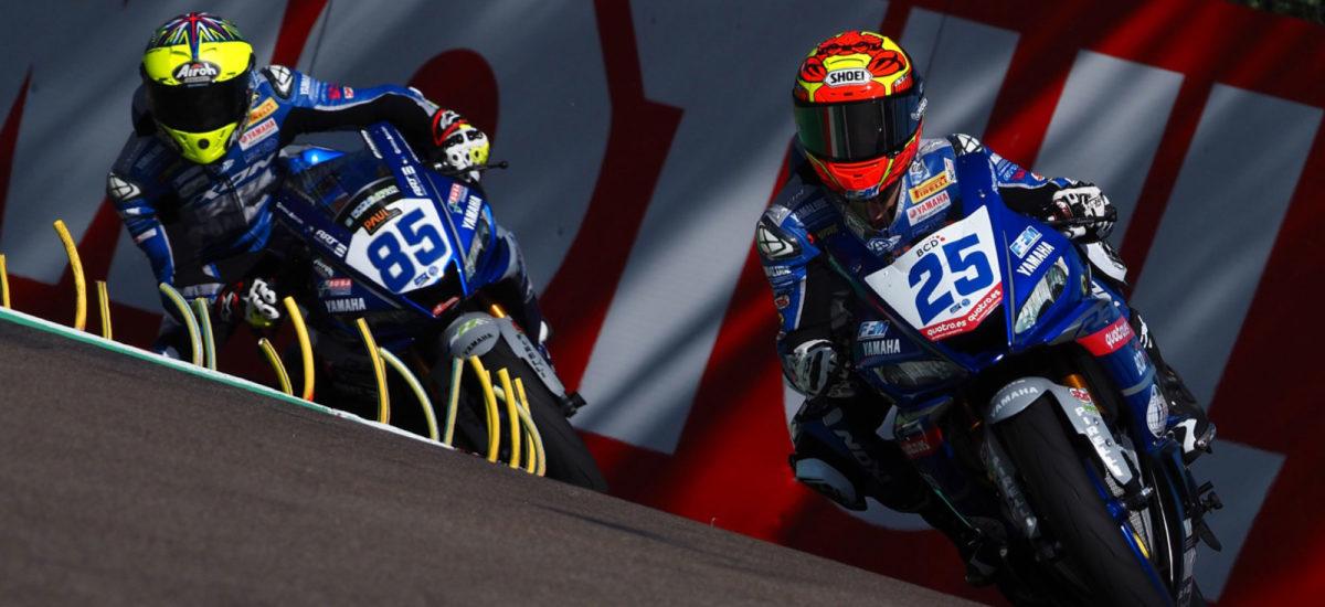 La Coupe d'Europe FIM Yamaha R3 bLU cRU annulée!