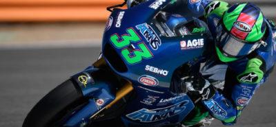 Bastianini domine le GP d'Andalousie. Du mieux pour Lüthi! :: Moto2 Andalousie