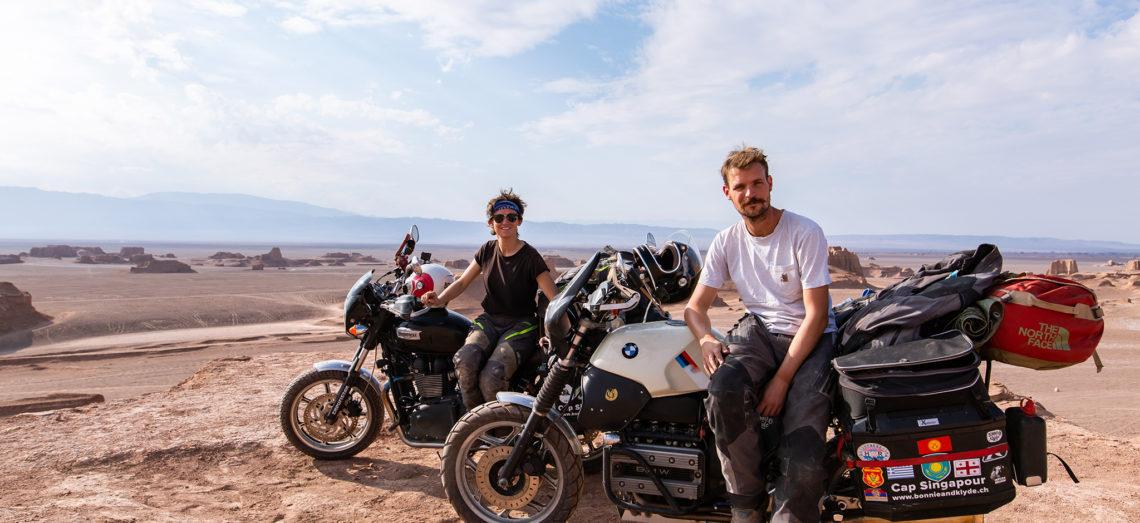 Bonnie and Klyde sont rentrés au Bercail après plus de 60000 km