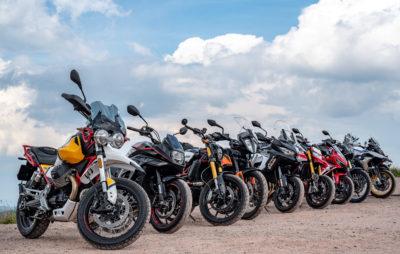 Explosion des ventes de motos en mai et juin 2020! :: Marché suisse