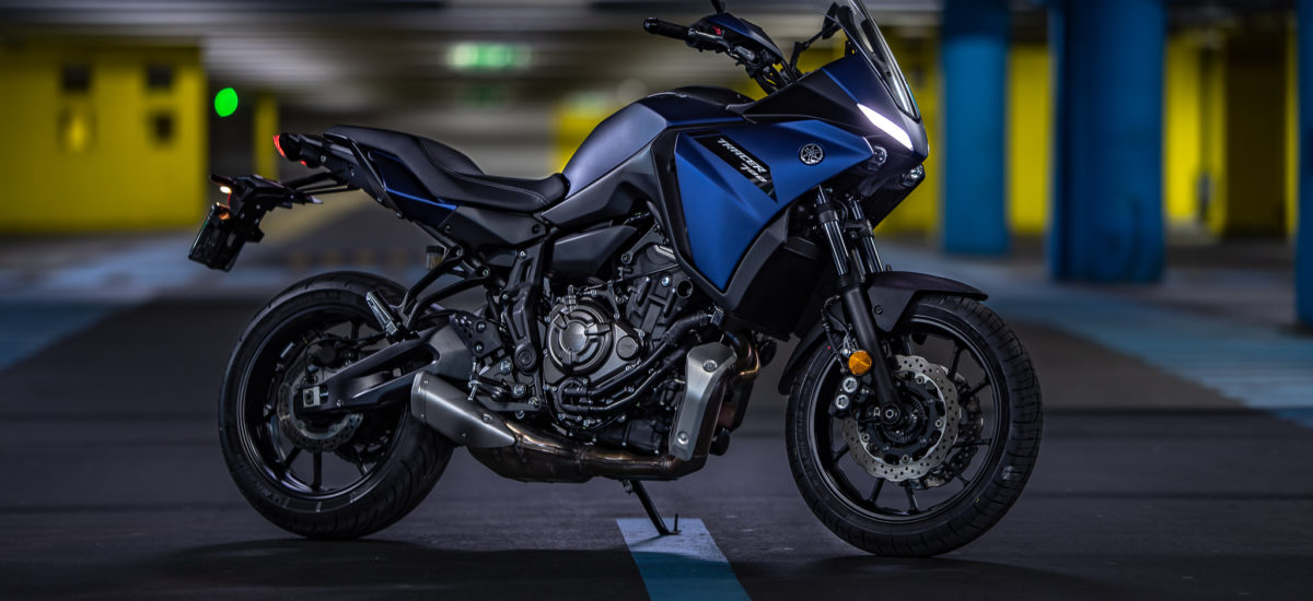 Essai Yamaha Tracer 700 – What else?