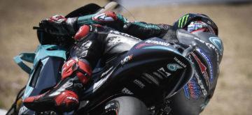 Fabio Quartararo s'offre encore la pole position. Marc Marquez forfait pour le GP!