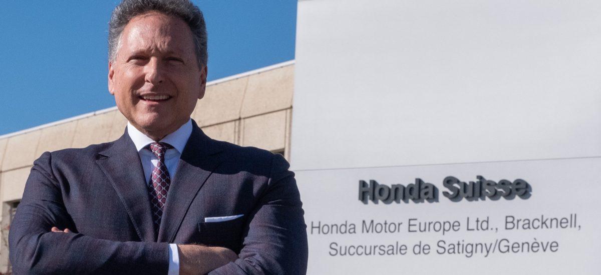 Un nouveau patron venu d'Italie pour Honda Suisse