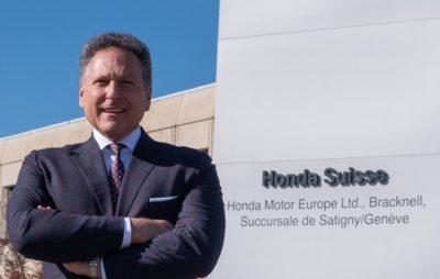Un nouveau patron venu d'Italie pour Honda Suisse :: Industrie motocycliste