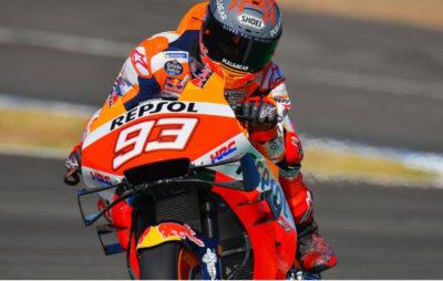 Les meilleurs temps du «monde d'après» sont ceux du matin :: MotoGP. Moto2 etc