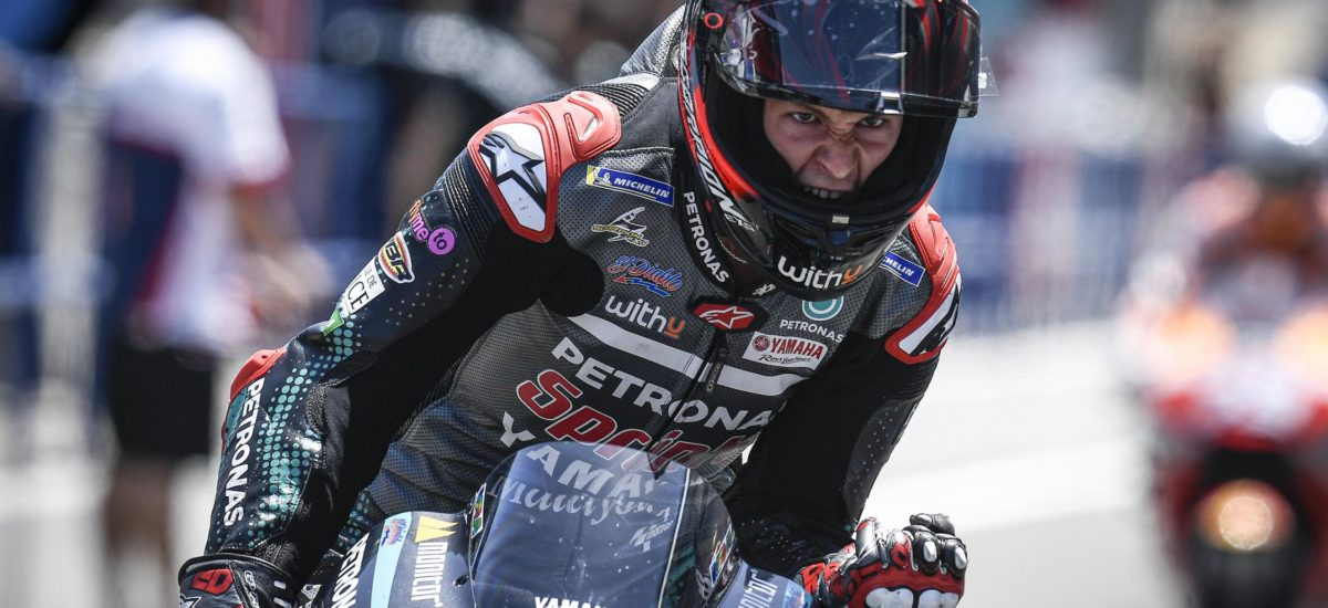 Quartararo le gagne enfin, son premier Grand Prix!