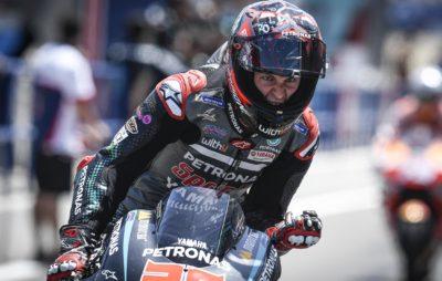 Quartararo le gagne enfin, son premier Grand Prix! :: MotoGP 2020