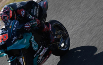 Quand le Roi abdique, le Prince revendique! :: MotoGP Andalousie