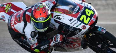 Suzuki renoue avec la victoire, Dupasquier proche des points! :: Moto3 Andalousie
