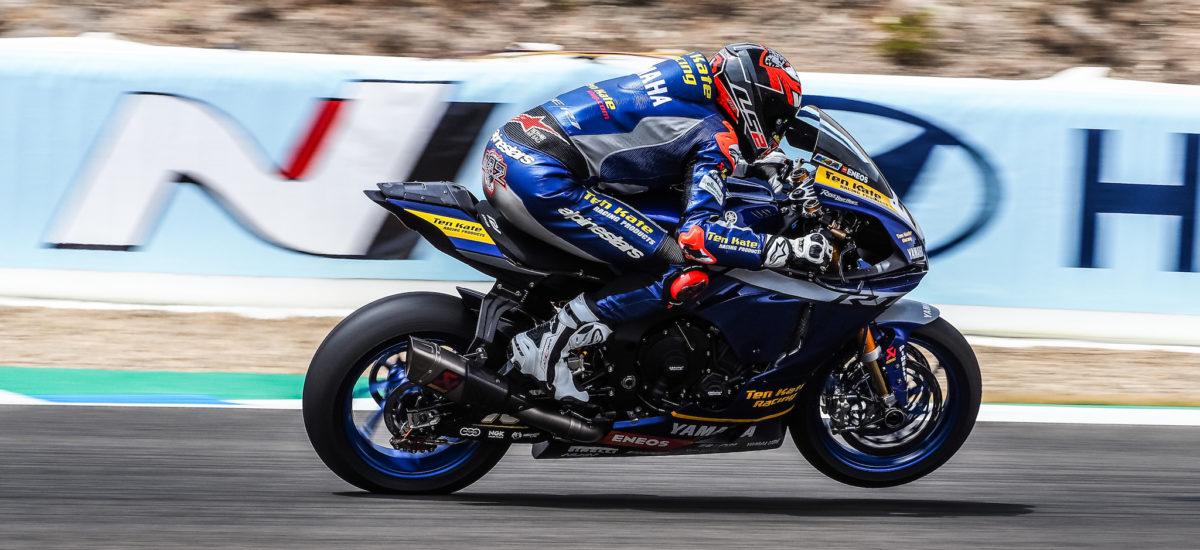 Loris Baz le plus rapide à Jerez