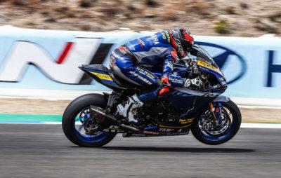Loris Baz le plus rapide à Jerez :: Mondial Superbike