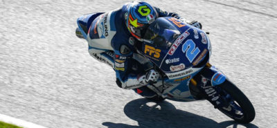 Gabriel Rodrigo arrache sa première pole de la saison :: Moto3 Styrie