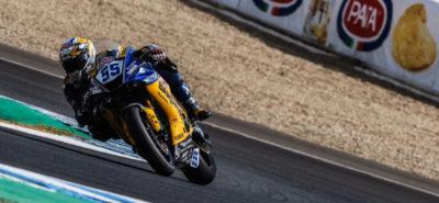 Andrea Locatelli est invaincu depuis le début de la saison! :: Supersport course 2