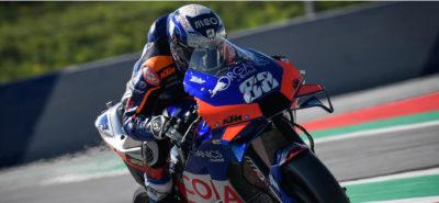 Miguel Oliveira triomphe, Maverick Viñales évite le pire! :: MotoGP Styrie