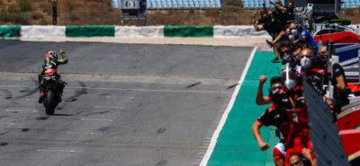 Carton plein pour Jonathan Rea au Portugal! :: WorldSBK Portugal