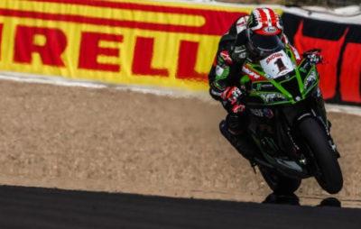 Jonathan Rea gagne la course sprint devant Scott Redding :: WorldSBK Jerez
