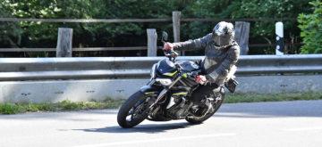 Street Triple RS: honneur à la race des seigneurs