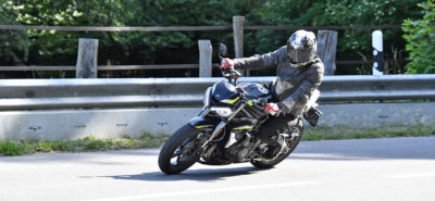Street Triple RS: honneur à la race des seigneurs :: Test Triumph