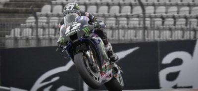 Maverick Viñales prend la «Pole». Dovizioso quitte Ducati! :: MotoGP Autriche