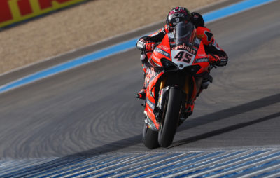 La première Superpole en mondial pour Scott Redding :: Mondial Superbike