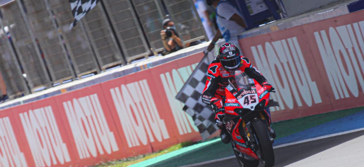 Scott Redding, un «novice» qui gagne à Jerez