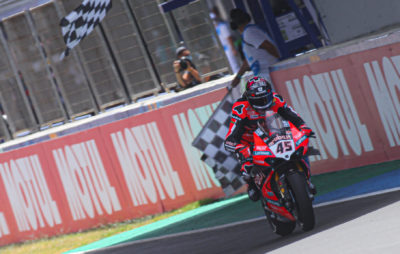 Scott Redding, un «novice» qui gagne à Jerez :: Mondial Superbike